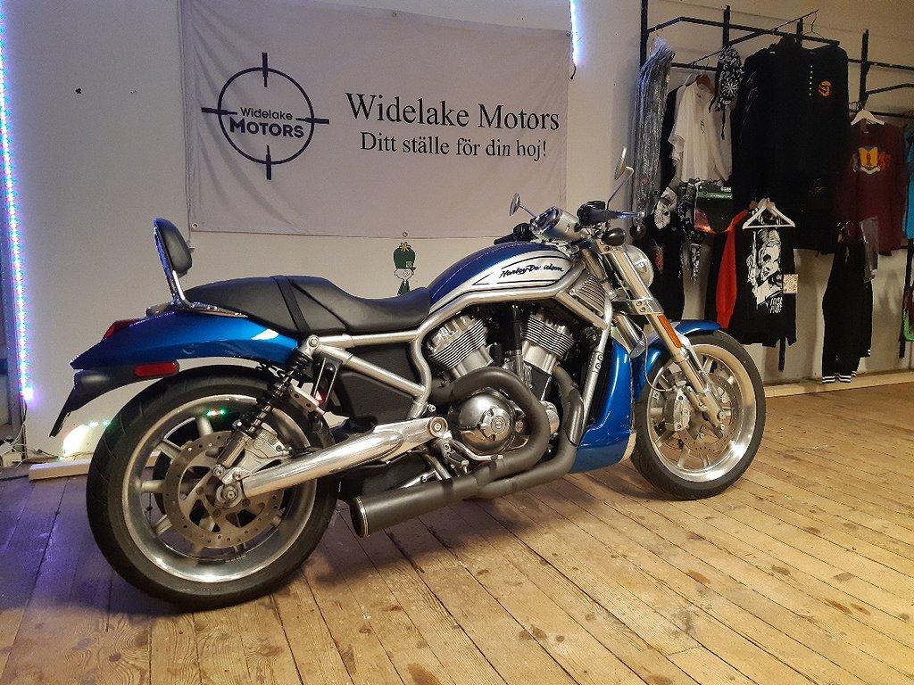 Harley-Davidson VRSCR streetrod VRSCR V-Rod 1.1 121hk
