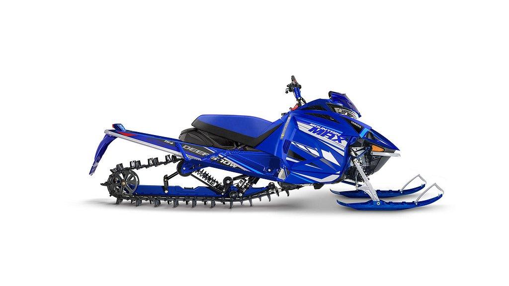 Yamaha Mountain Max 154  800 Nyhet