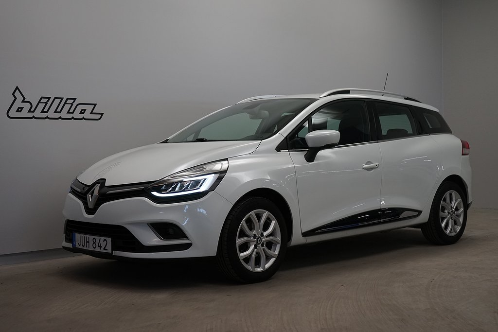 Renault Clio Bränsle 3000:- Sport Tourer PhII Energy TCe 90 Intens SpT