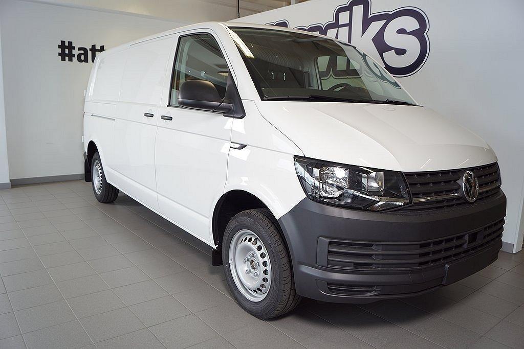 Volkswagen Transporter TDI 102hk Drag värmare Lång Omgående lev