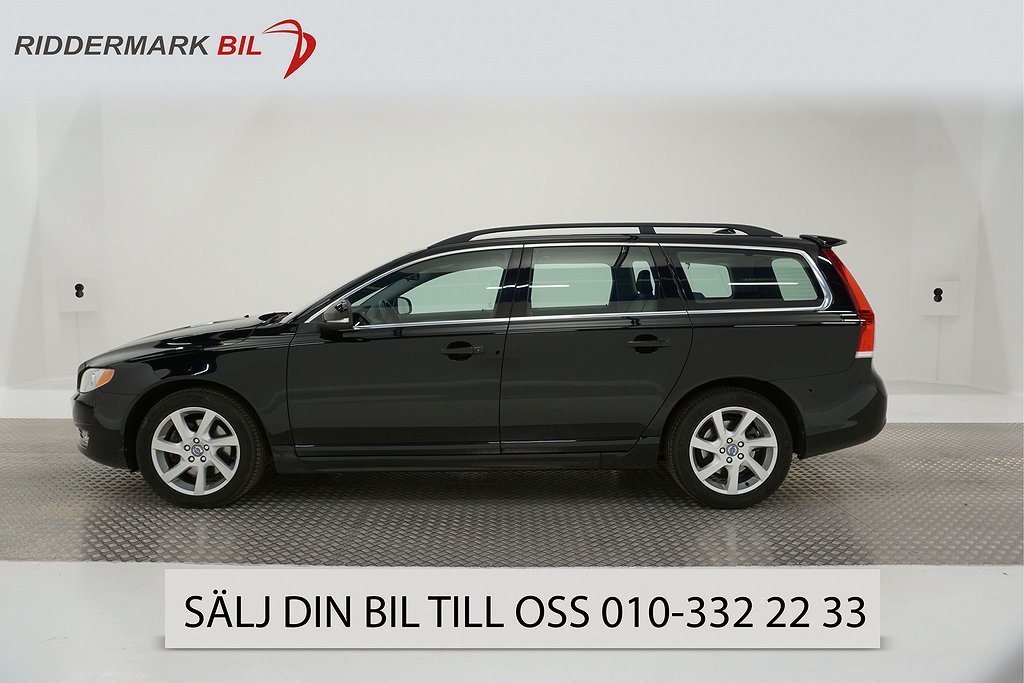 Volvo V70 II D5 (215hk)