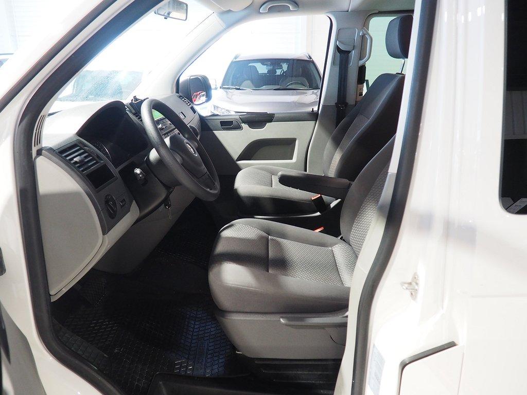 Volkswagen Caravelle 2.0 TDI Aut D-VÄRM 8sits 2015