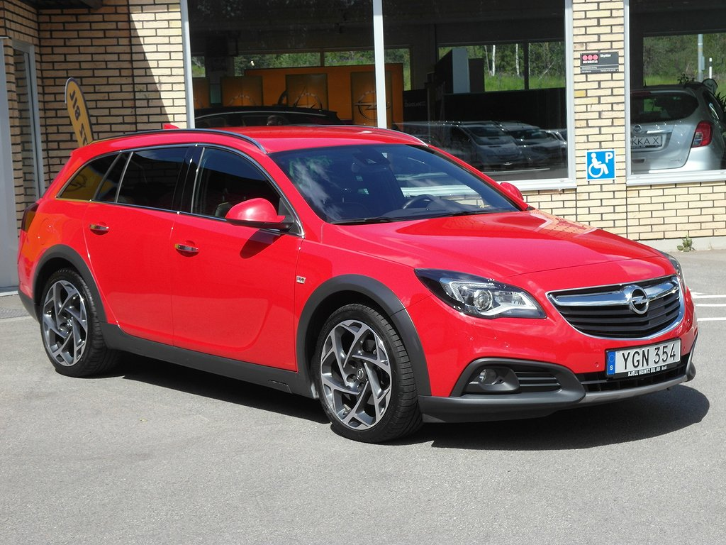 Opel Insignia Country Tourer Business-XL 4x4 FlexRide AT6 (170hk)