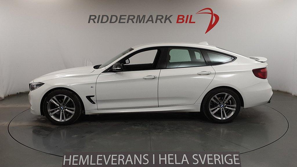 BMW 320i GT xDrive, F34 (184hk)