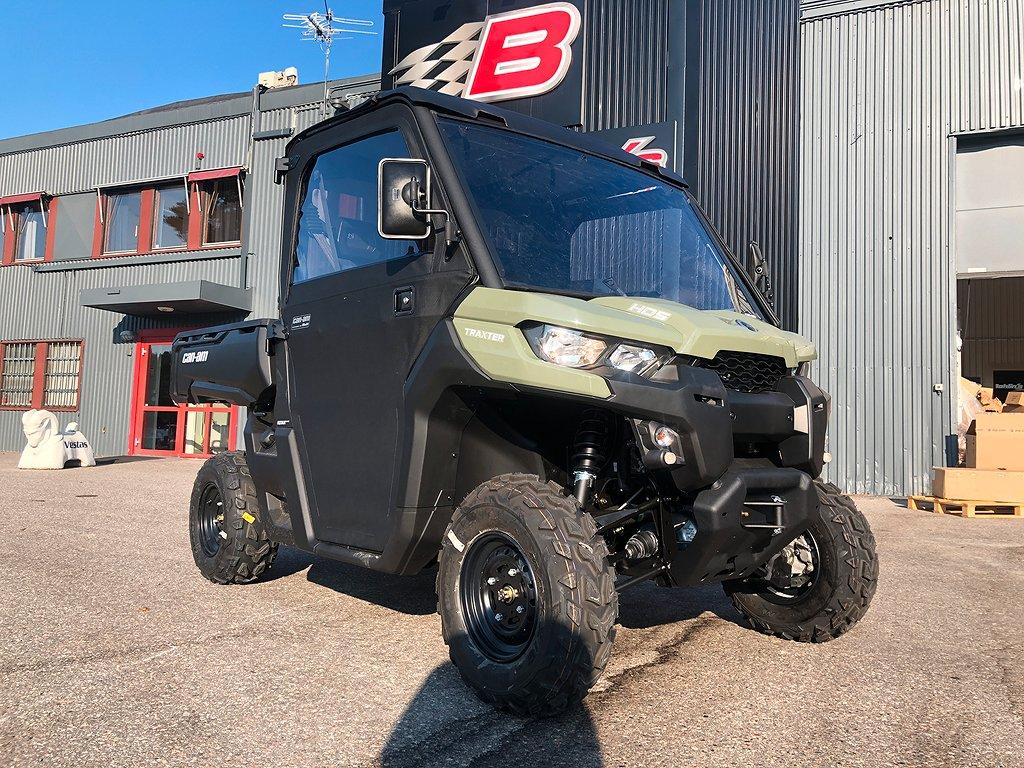 BRP Traxter BASE HD5 t-19 *Hytt ingår*