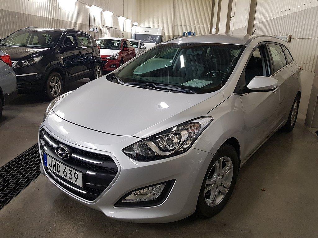 Hyundai i30 cw 1.6 CRDi 110hk