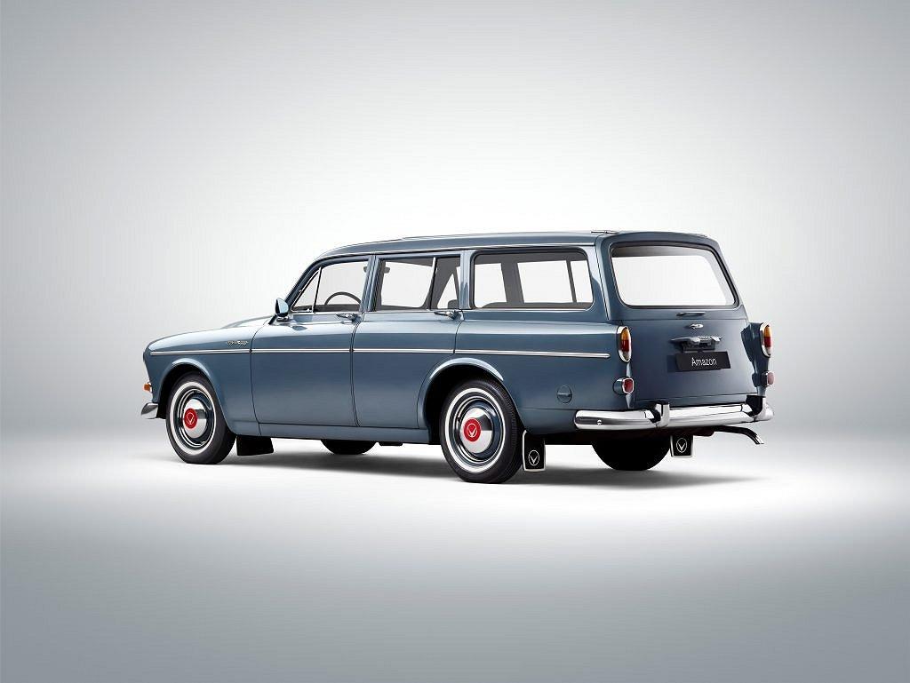 Volvo Amazon.
