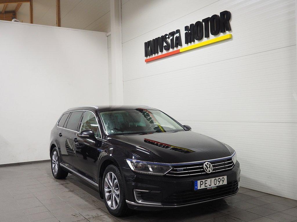 Volkswagen Passat Variant GTE 1.4 TSI Aut 218hk Drag, B-Kamera 2017