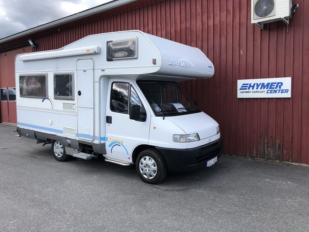 Hymer Swing CS 544