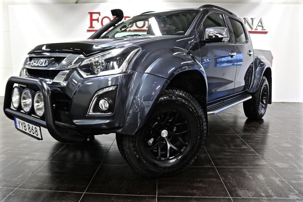 Isuzu D-MAX AT35 4X4 AUT ARCTIC TRUCKS