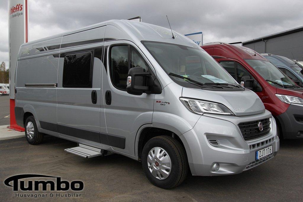 Road Car R 600-130hk-Aluminio Grå metallic
