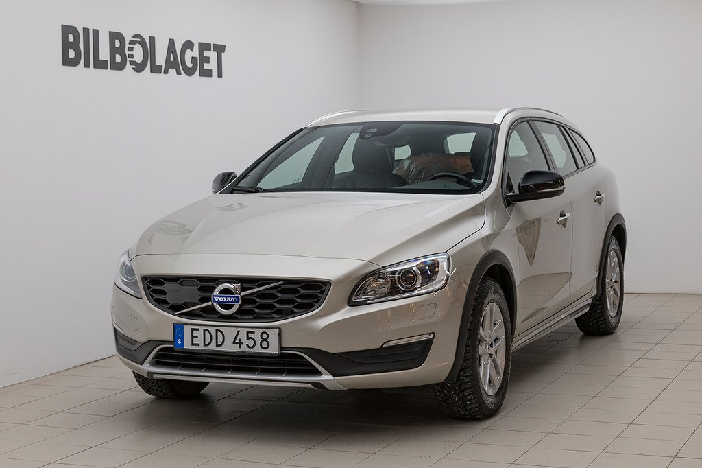 Volvo V60 Cross Country D4 AWD Classic Pro