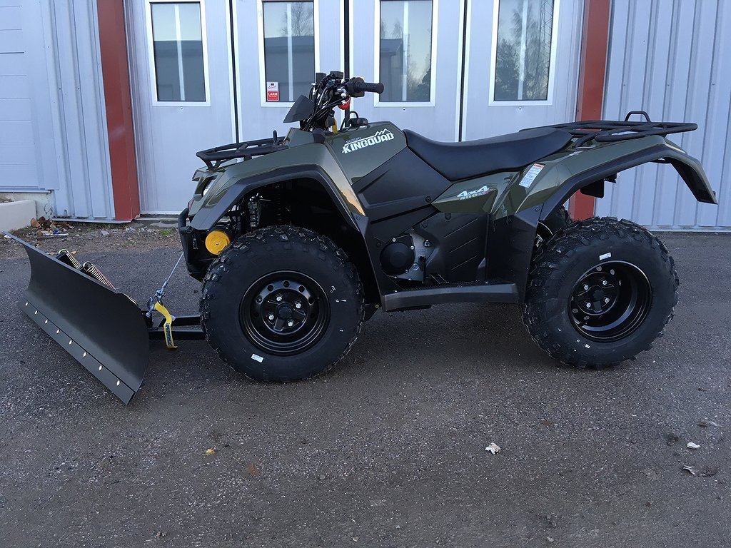 Suzuki 400ASi