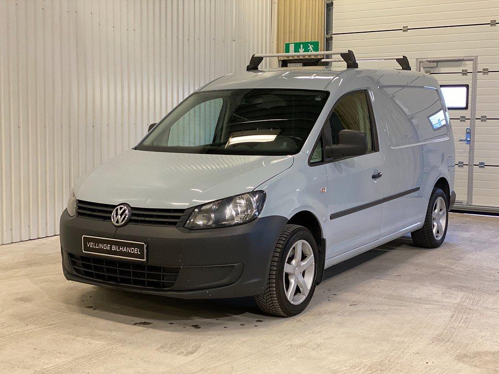 Volkswagen Caddy 2.0TDI/MAXI/AUTOMAT/140HK