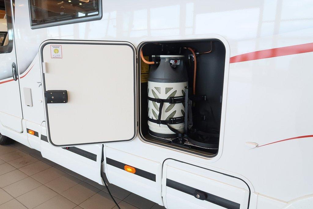 Husbil-integrerad Kabe TMI 860 LQB Imperial 12 av 43