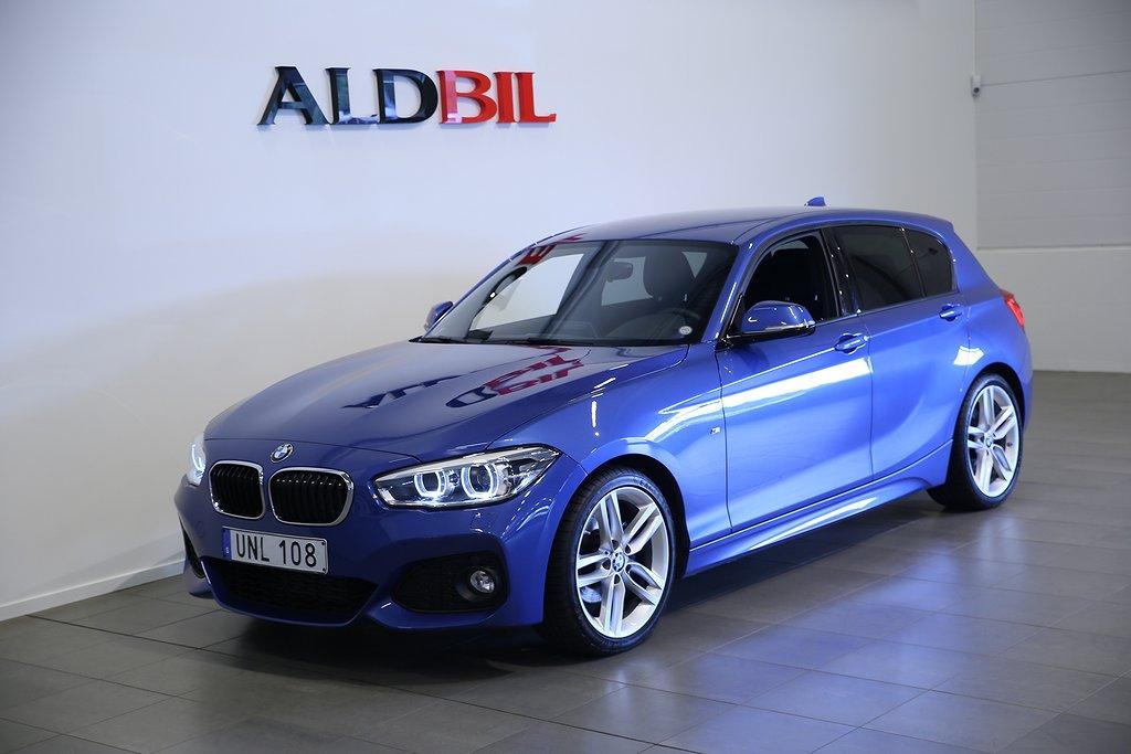 BMW 120 d 190hk EU6 M-Sportpaket (Harman Kardon, Drag)