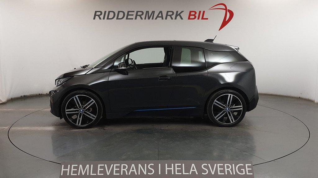 BMW i3 60Ah, I01 (170hk)