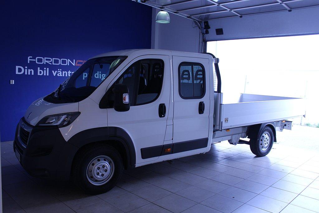 Peugeot Boxer DUBBELHYTT FLAK L3320 L4 435