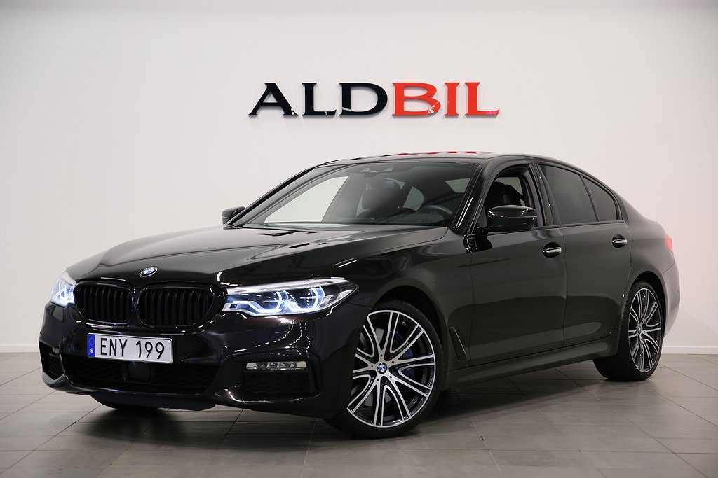 BMW 540 i 340hk xDrive M Sport Ultimate Edition