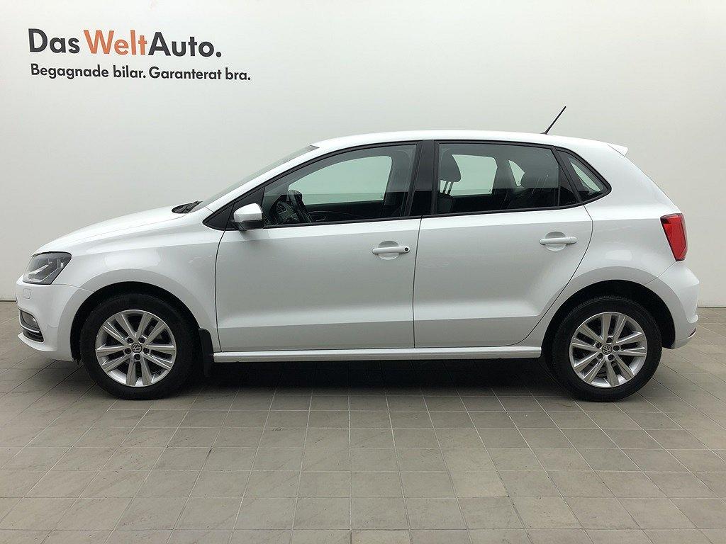 Volkswagen Polo 1.2 TSI 90hk