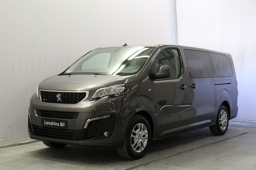Peugeot Traveller e-Traveller Business L3 75 kWh 9-Sits EL