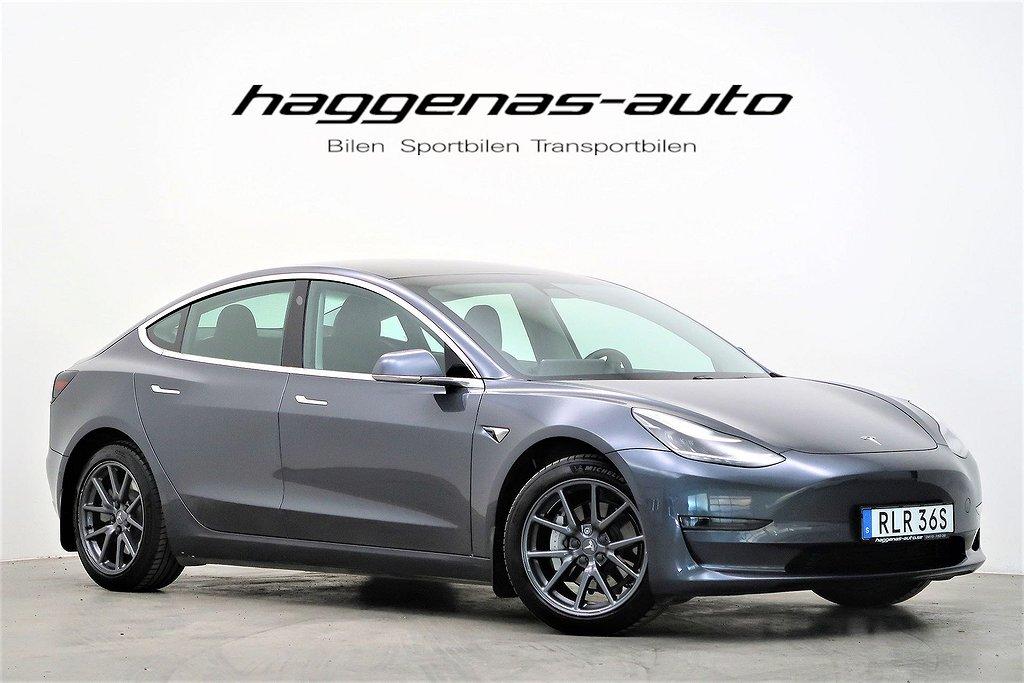 Tesla Model 3 Long Range AWD / Drag / Pano