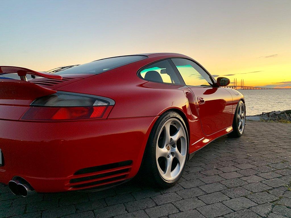 Porsche 911 Turbo 420hk / Toppskick!