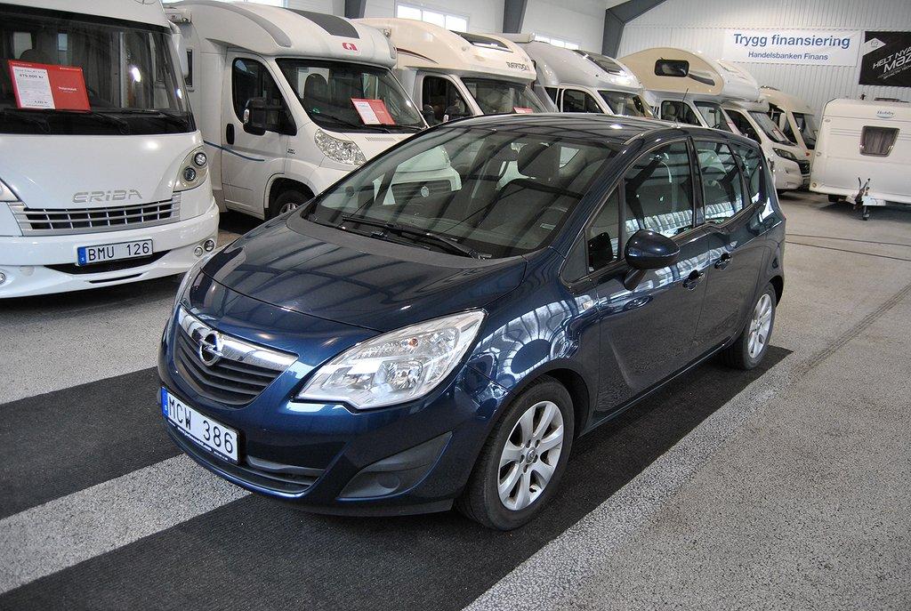 Opel Meriva 1.4 Turbo 140hk