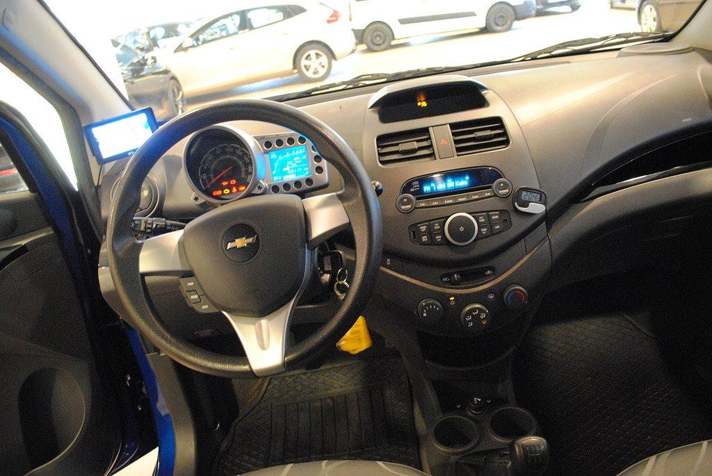Chevrolet Spark 1.0 68hk LS