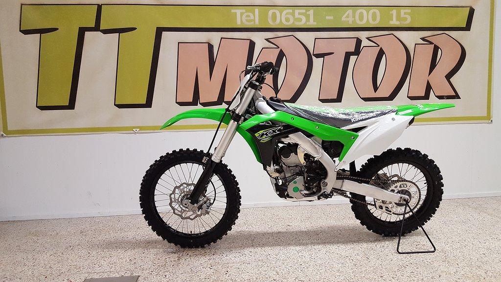 Kawasaki KX250F *SLUTFÖRSÄLJNING*