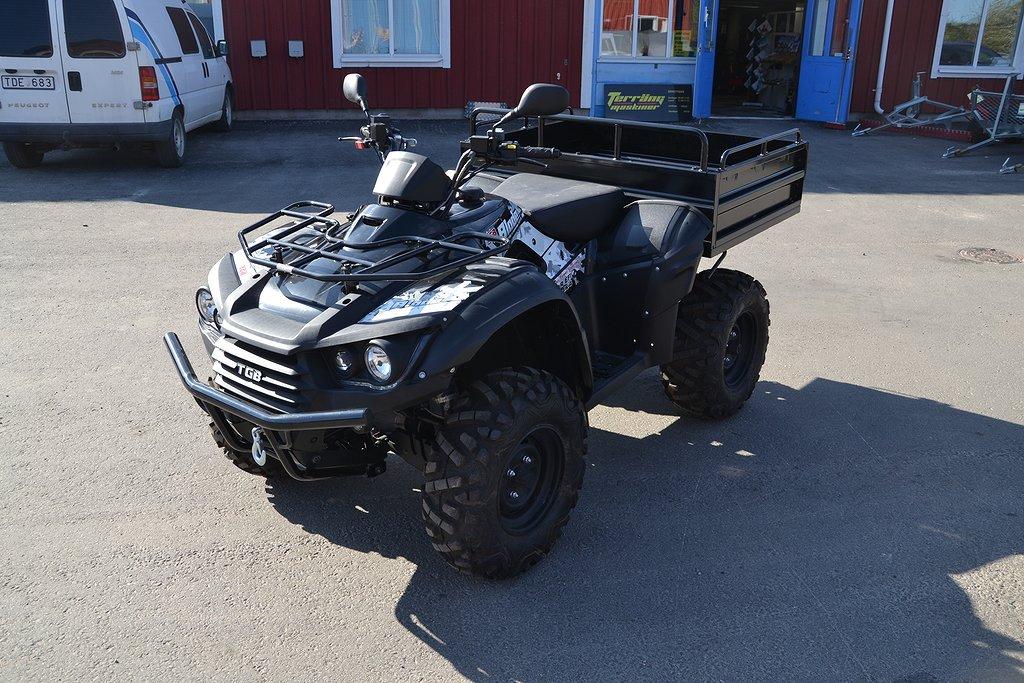 TGB Blade 550I AR EPS Terräng/väg registrerad