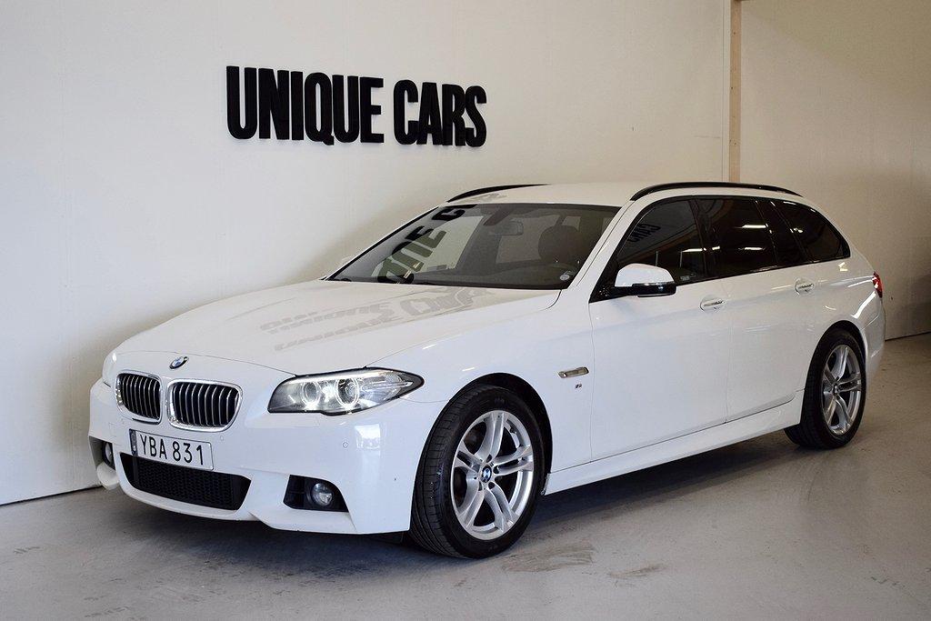 BMW 520 d xDrive Touring M Sport EU6 190hk Drag
