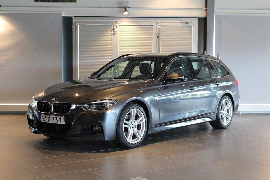 BMW 320 d 190hk / M-Sport / Nav / Vinterhjul