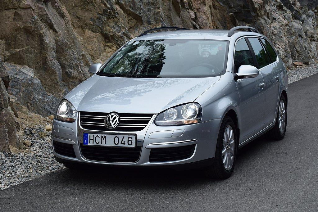 Volkswagen Golf Variant 1.4 TSI DSG  140hk En ägare