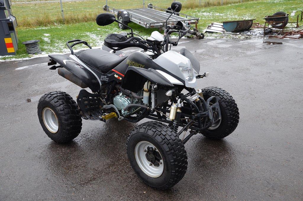 Badboy 250cc