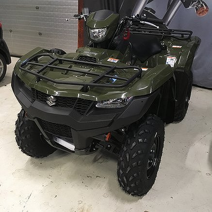 Suzuki King Quad LT-A 500 XP