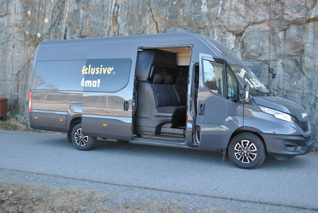 Iveco DAILY 35S18HA8 V 6-Sits /Comfort
