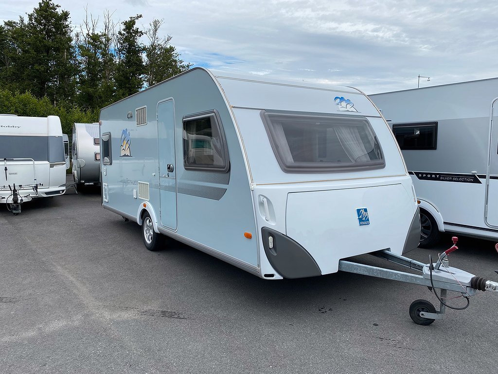 Knaus Royale 550 UF *ALDE*