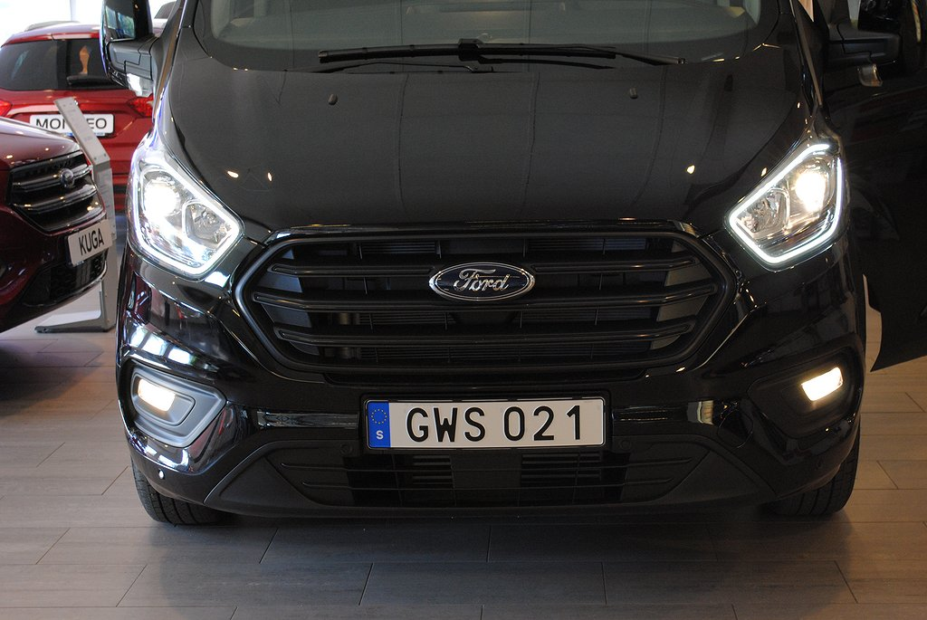 Ford Custom L1 2.0 TDCi 130hk 280 Trend*Demo*