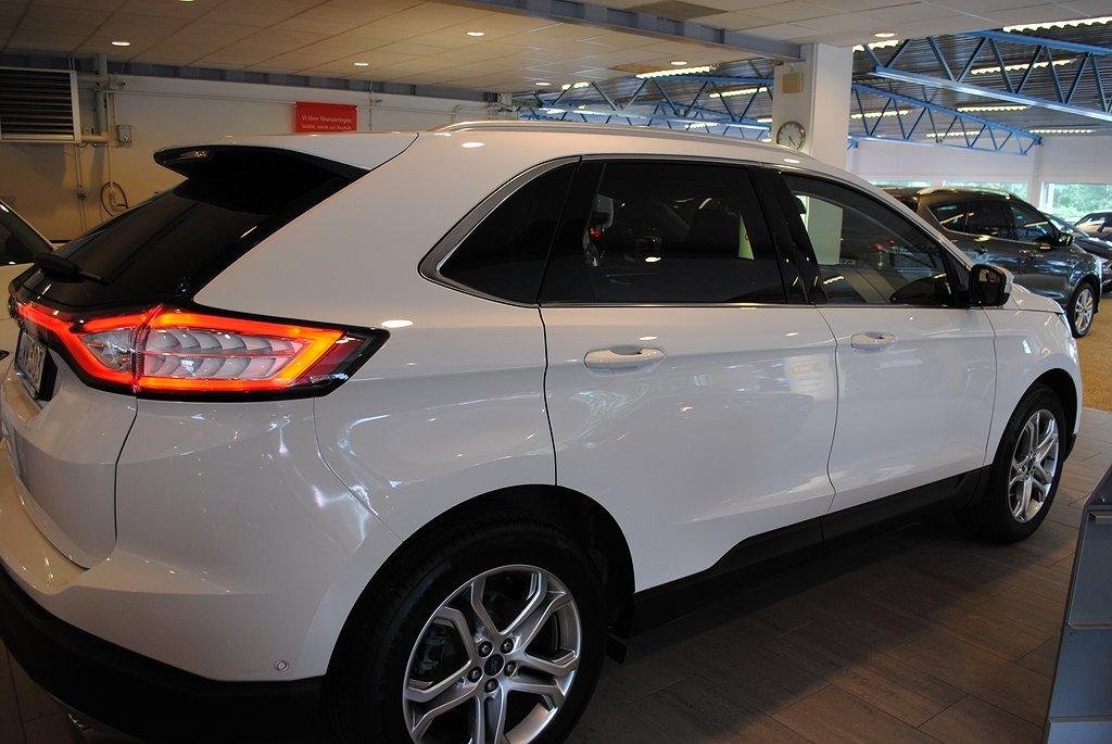 Ford Edge *1.95%ränta/5000kr i bränsle* 2.0 TDCi 210hk AWD Aut Titani
