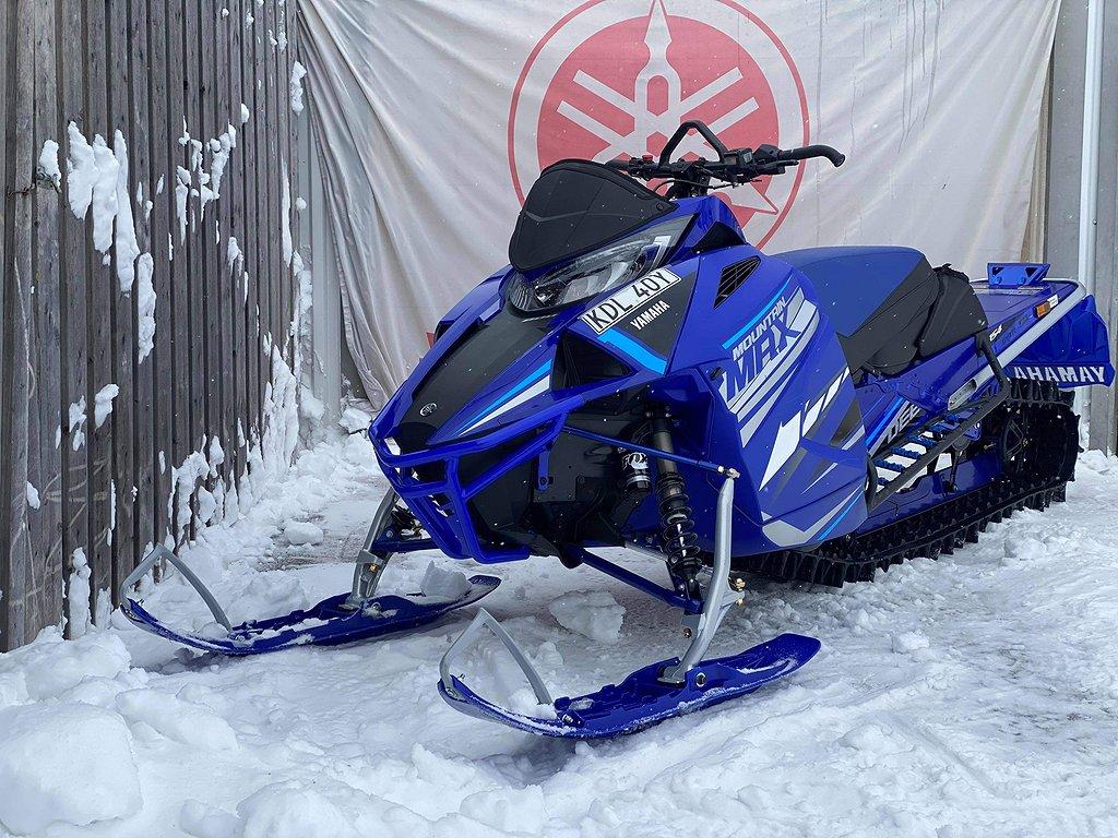 "Yamaha Mountain Max 800 154"" Demokörd"