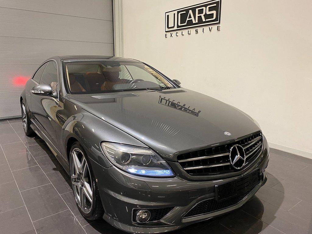 Mercedes-Benz CL CL 63 AMG/ Designopaket Nyskick