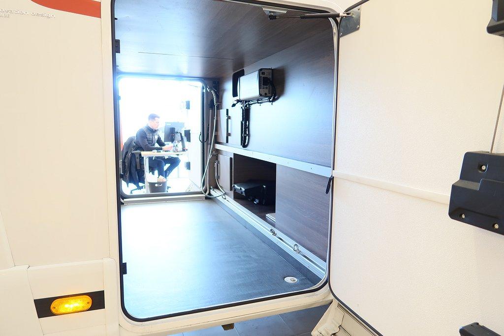 Husbil-integrerad Kabe TMI 910 Imperial QB 12 av 54
