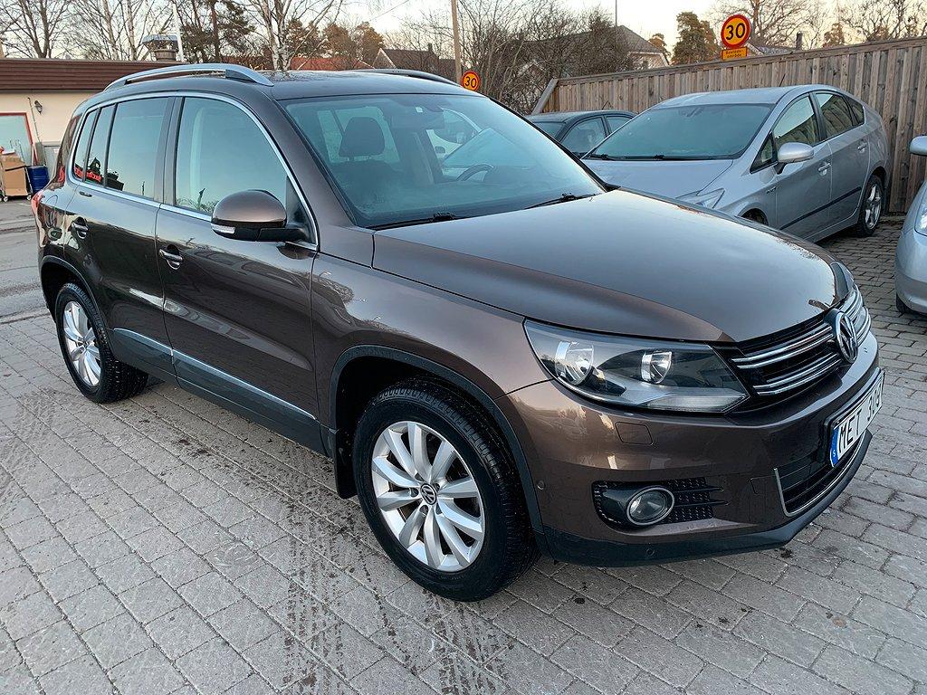 Volkswagen Tiguan 1.4 TSI 4Motion Comfort 160hk