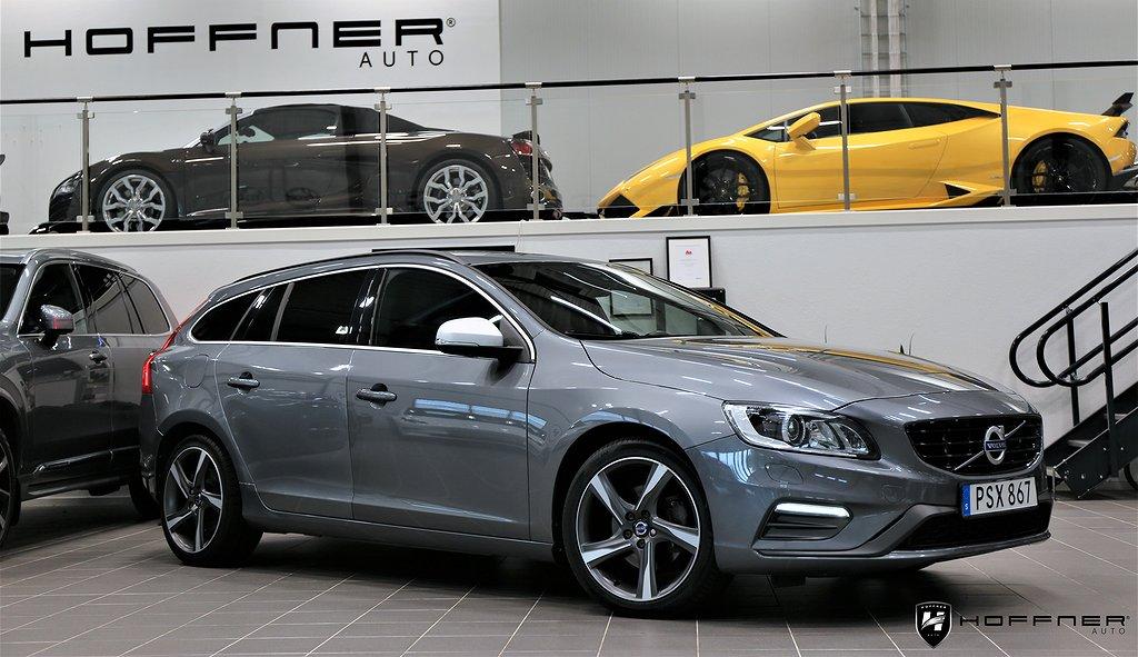 Volvo V60 D4 R-Design 190hk