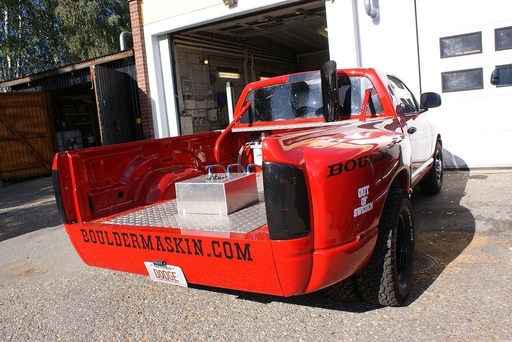 Dodge Ram 3500 EPA Traktor