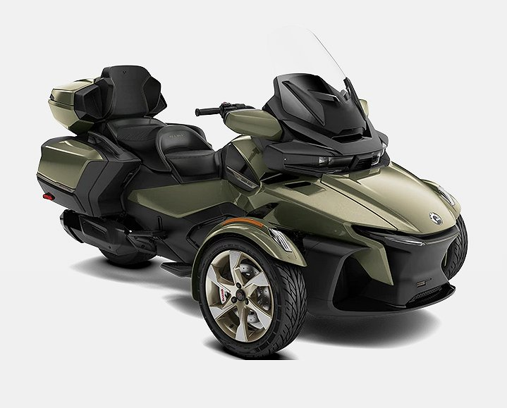 Can-Am Spyder RT Sea-To-Sky -21