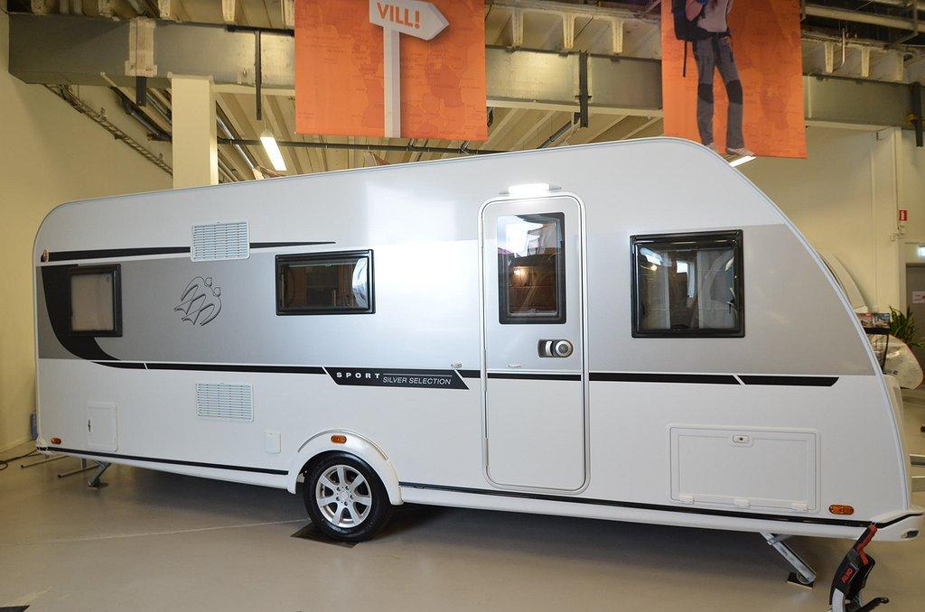 Knaus Sport Silver Selection 580 QS