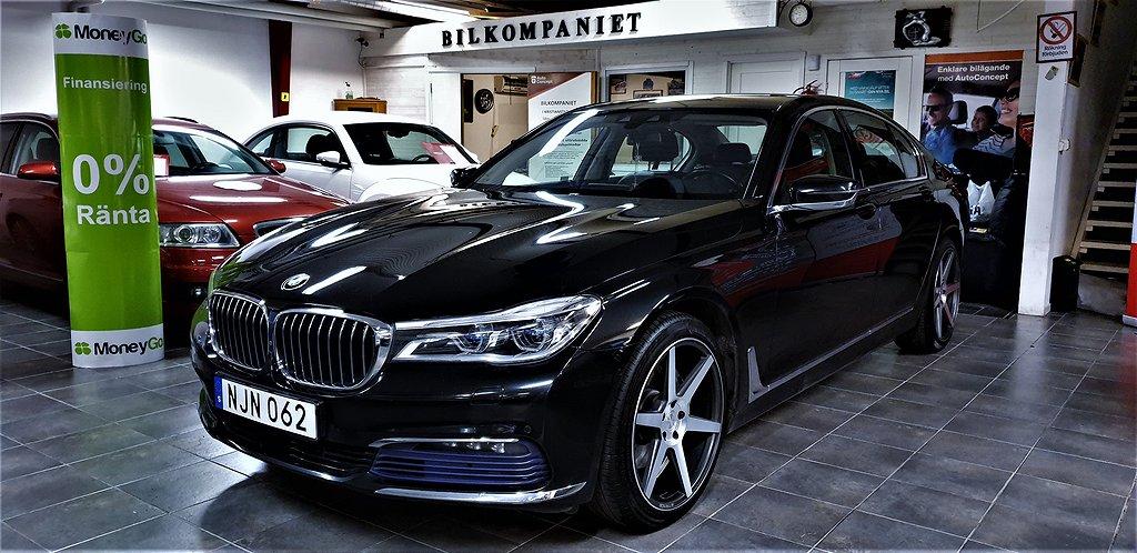 BMW 730 d xDrive Steptronic Euro 6 265hk