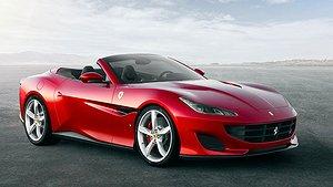 Ferrari Portofino ersätter California